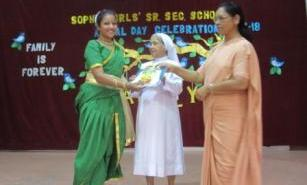 ANNUAL FUNCTION (CLASSES VI-VIII)