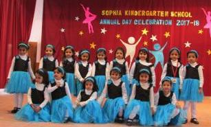 ANNUAL DAY (KG SECTION)